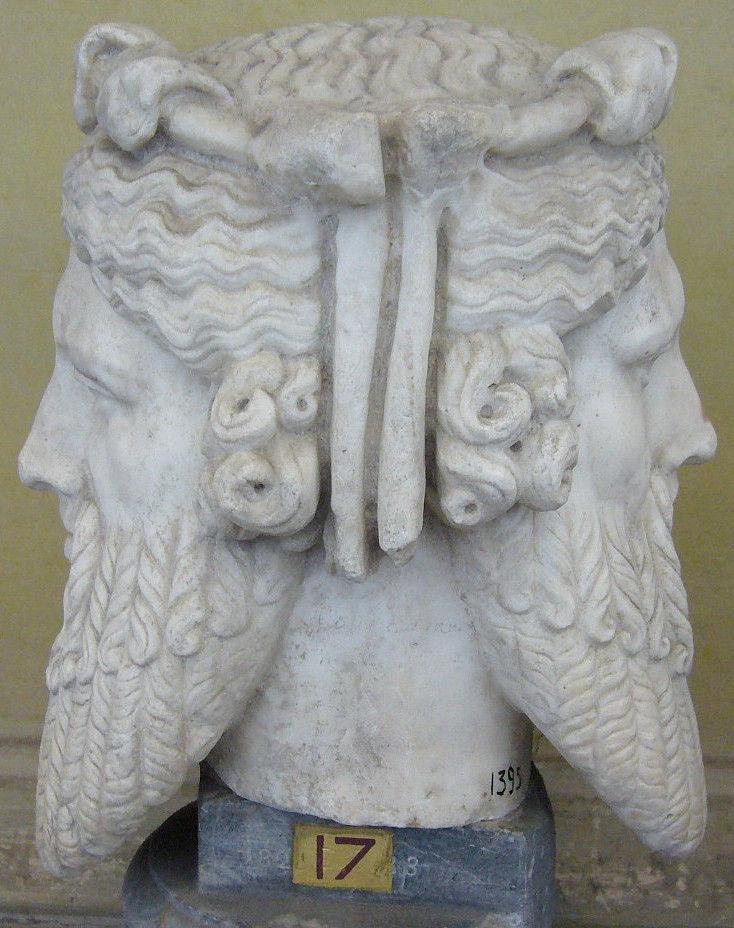 Janus, the Roman God